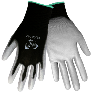 PUG-10 Polyurethane dipped gloves